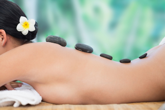 Massage & Body treatments at The Beauty Rooms