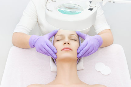 Microdermabrasion / Peels treatments at The Beauty Rooms