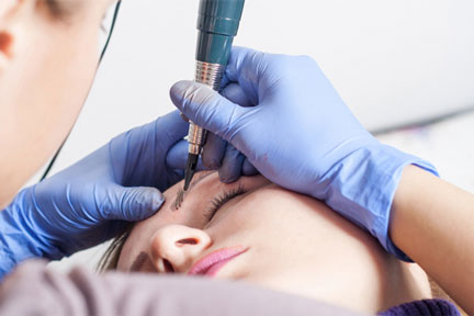 Semi-Permanent Makeup treatments at The Beauty Rooms