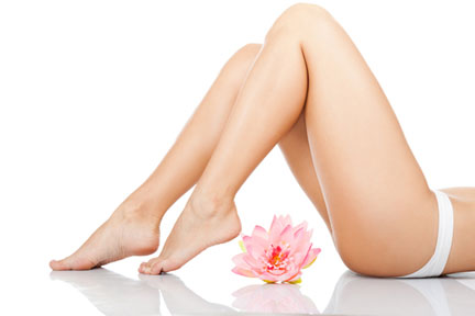Waxing treatments at The Beauty Rooms