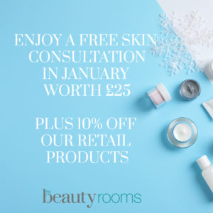 Skin Consultation at The Beauty Rooms Chelmsford