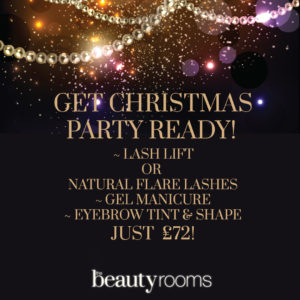 Christmas Party Package at The Beauty Rooms Chelmsford