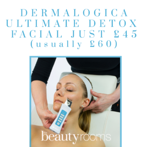 Detox Facial at The Beauty Rooms Chelmsford
