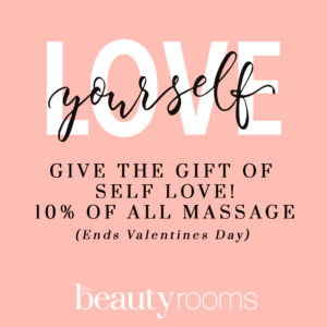 Massage at The Beauty Rooms Chelmsford