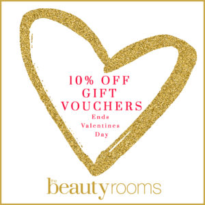 Gift Vouchers at The Beauty Rooms Chelmsford
